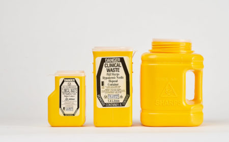 sharps-medical-waste-container