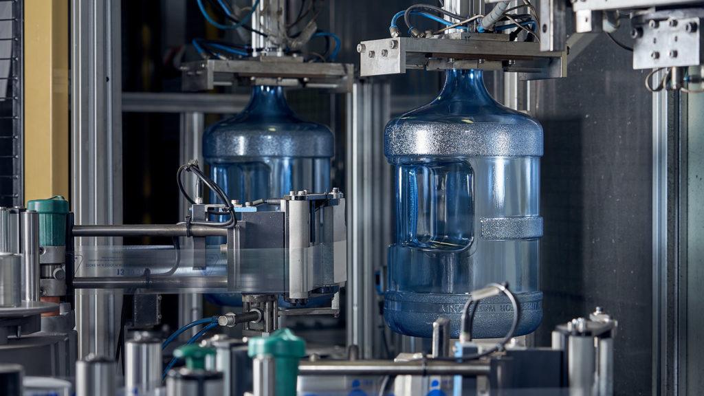 water-bottle-production
